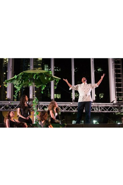 A Midsummer Night's Dream (Bryant Park)