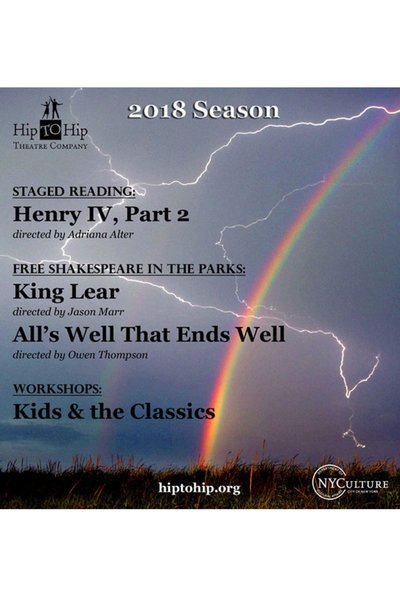 King Lear (Hip to Hip Theatre Company)