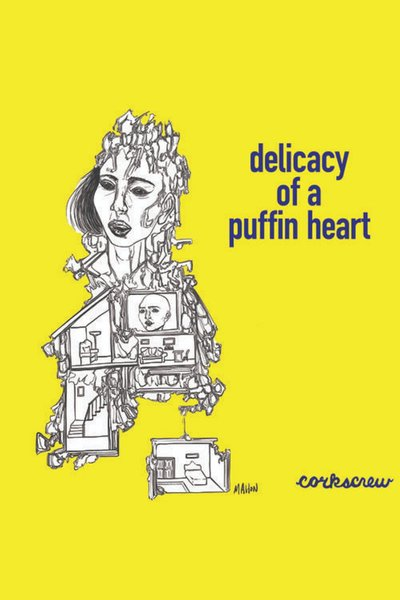 delicacy of a puffin heart