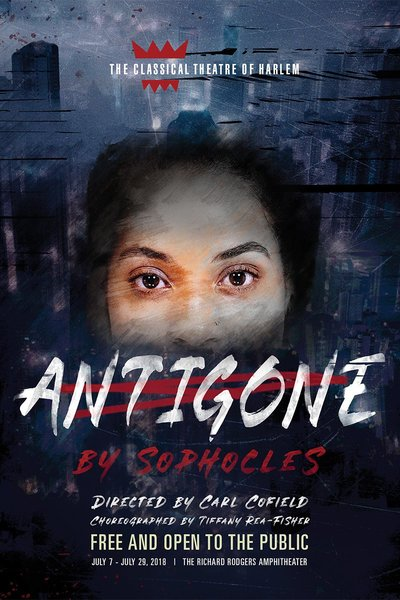 Antigone (Classical Theatre of Harlem)
