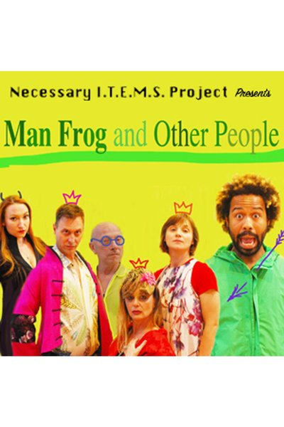 Man Frog and Other People
