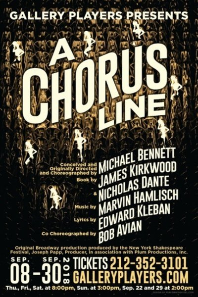A Chorus Line (Gallery Players)