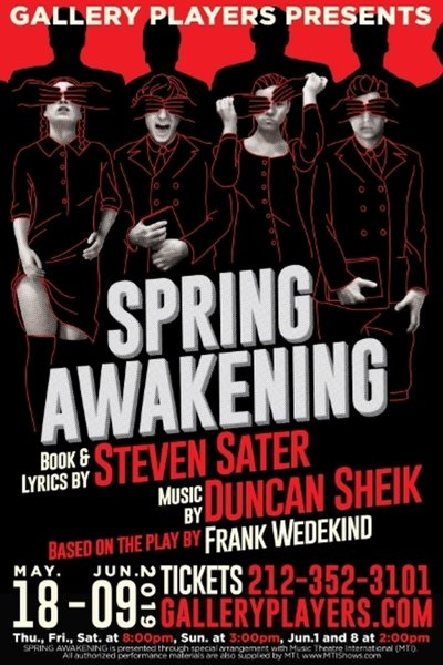 Spring Awakening (Gallery Players)