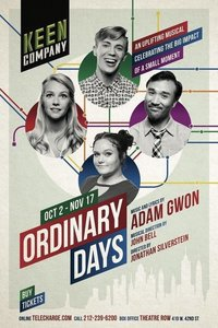 Preview keen ordinary days ad