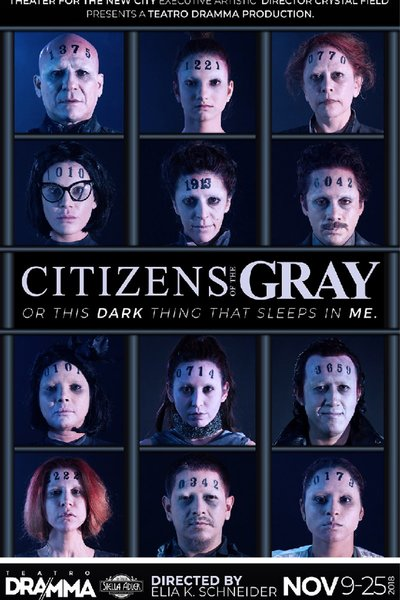 Citizens of the Gray or the Dark Thing that Sleeps Inside Me