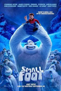 Preview smallfoot poster