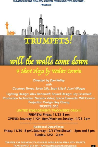Trumpettes! Will the Walls Fall Down