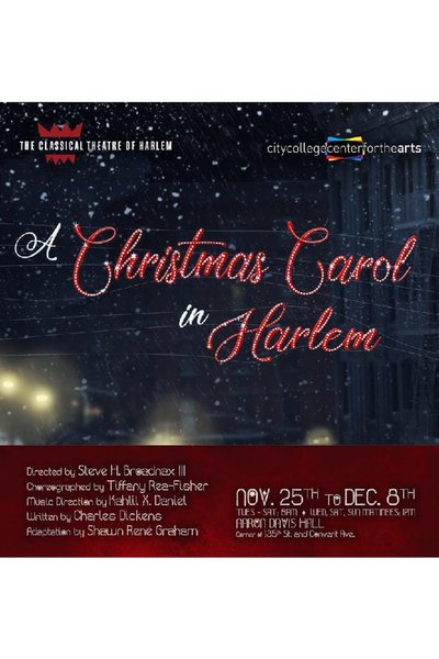 A Christmas Carol in Harlem (2018)