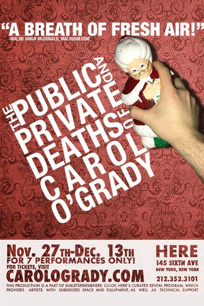 The Public and Private Deaths of Carol O'Grady