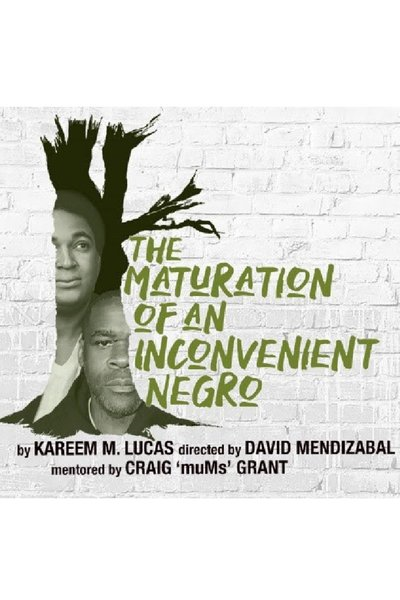 The Maturation of an Inconvenient Negro (or iNegro)