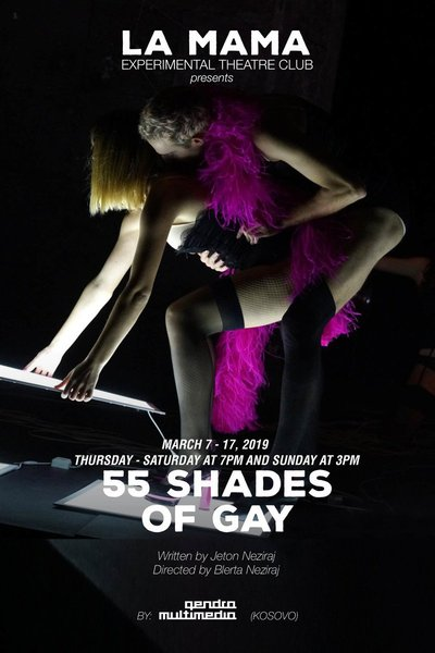 55 Shades of Gay: Balkan Spring of Sexual Revolution