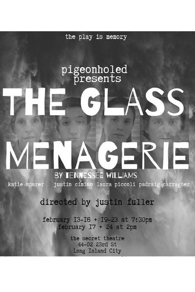 The Glass Menagerie (Pigeonholed)