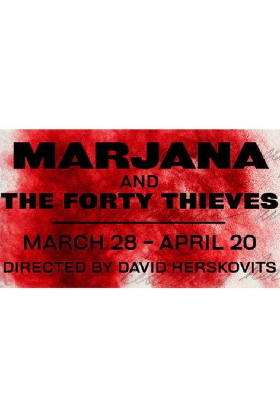 Marjana and the Forty Thieves