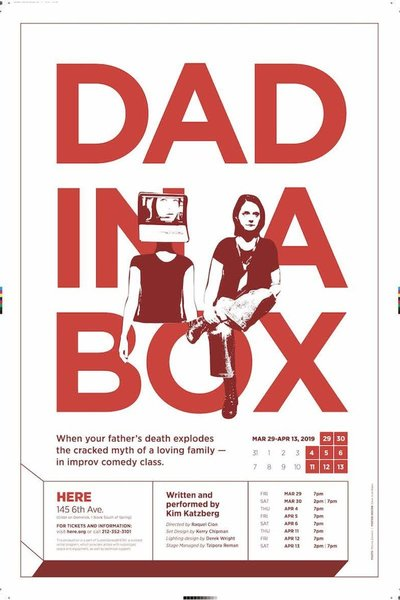 Dad in a Box