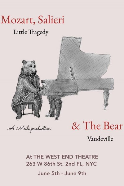 Mozart, Salieri & the Bear