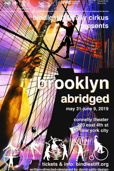 Bindlestiff Family Cirkus: Brooklyn Abridged