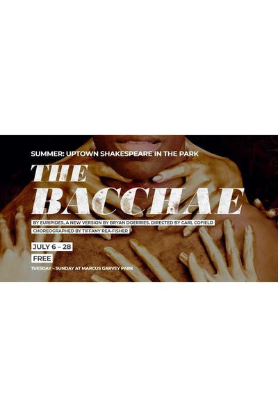 The Bacchae (The Classical Theatre of Harlem)