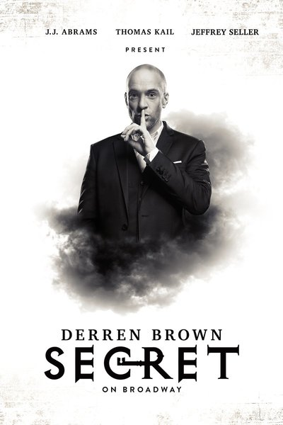 Derren Brown: Secret (Broadway)