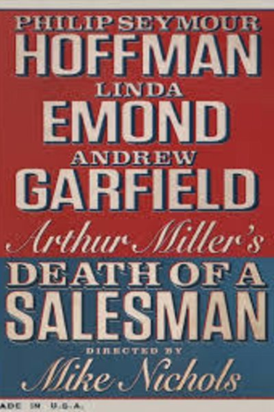 Medium death of a salesman