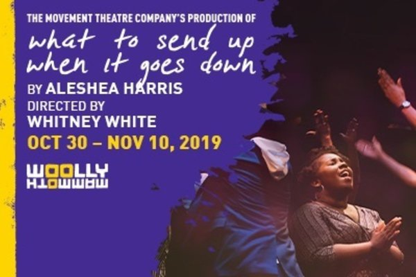 What to Send Up When it Goes Down (Woolly Mammoth Theatre Co.)