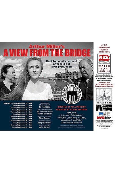 A View From the Bridge (Brave New World Rep)