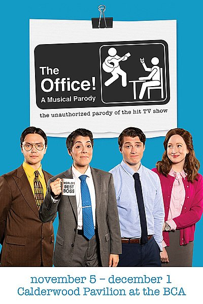 The Office! A Musical Parody (Boston)