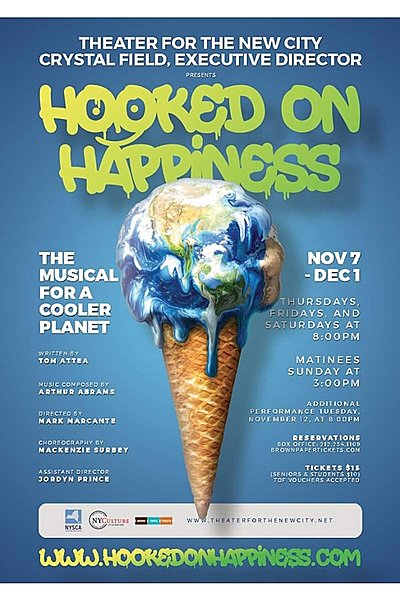 Hooked On Happiness: The Musical for a Cooler Planet