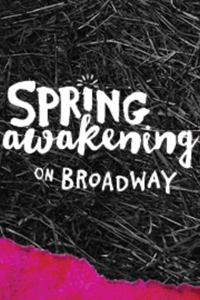 Spring Awakening ( (Broadway: Deaf West)
