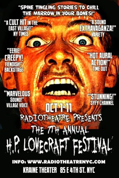 The 7th Annual H.P. Lovecraft Festival