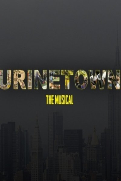 Medium urinetown playbill cover resized