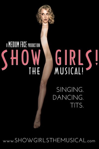 Medium showgirls the musical