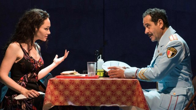Tony Shalhoub & Katrina Lenk: Back on Broadway in 'The Band's Visit' - The Band's Visit