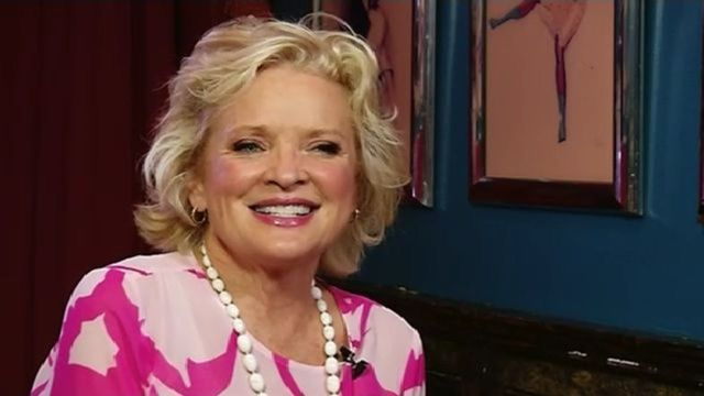Christine Ebersole talks journey back to Broadway - War Paint