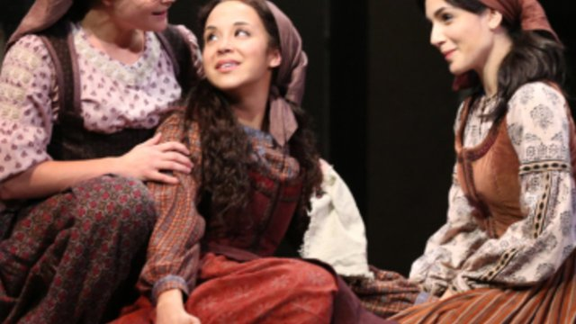 Quiz: Which of Tevye's Daughters Are You? - Fiddler On The Roof