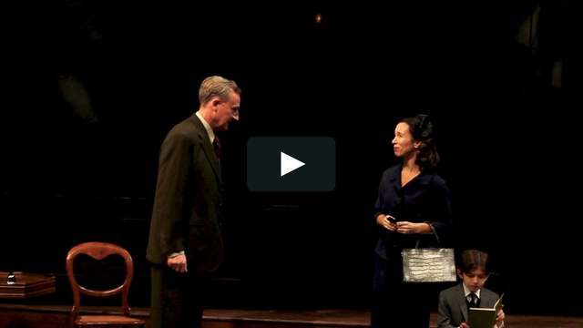 A Scene from Shadowlands at the Acorn Theatre - Shadowlands
