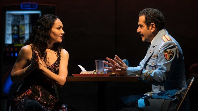 Broadway's 'The Band's Visit' Tells A Story Of Common Ground Between Cultures - The Band's Visit
