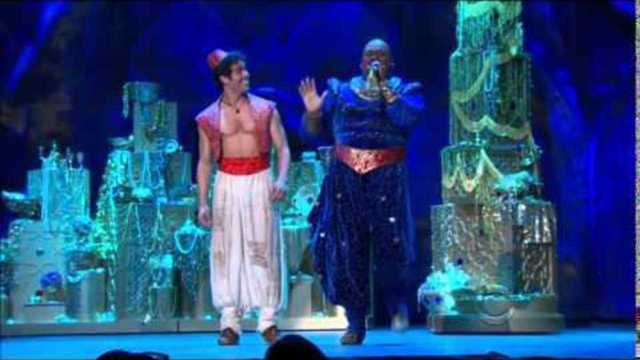 'Friend Like Me' Performance at the 2014 Tony Awards - Aladdin (Broadway)