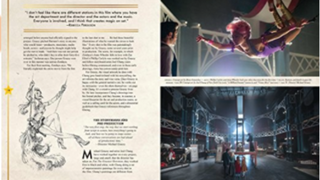 The Art and Making of The Greatest Showman - The Greatest Showman Promo Page (JQDA22)
