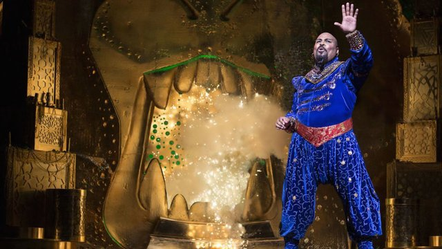 The 5 Things We Learned from the 'Aladdin' on Broadway Reddit AMA - Aladdin (Broadway)