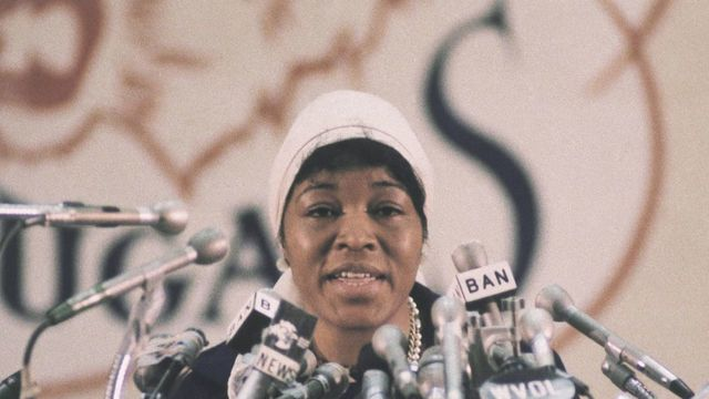 The Legacy of Betty Shabazz and Malcolm X - The Brian Lehrer Show - WNYC - X: Or, Betty Shabazz v. The Nation
