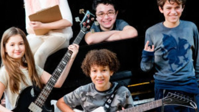 They're In The Band! Meet the Kid Stars of 'School of Rock' - School of Rock - The Musical