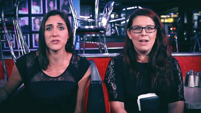 Waitresses Sing Waitress! Watch the Stardust Diner Music Video Here - Waitress