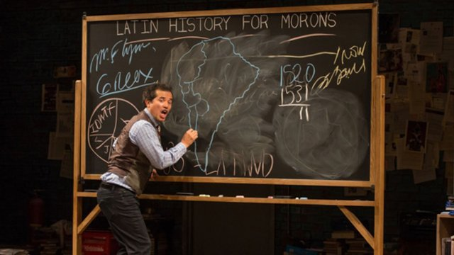 John Leguizamo's Latin History for Morons Recoups Broadway Investment - Latin History for Morons