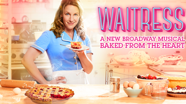 Waitress Recipe Box: Try the official pie recipes! - Waitress