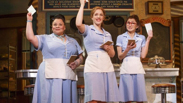 Women Make Their Mark on Broadway with an All-Female Team - Waitress