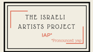 The Israeli Artists Project - IAP - Home | Facebook - Scoop