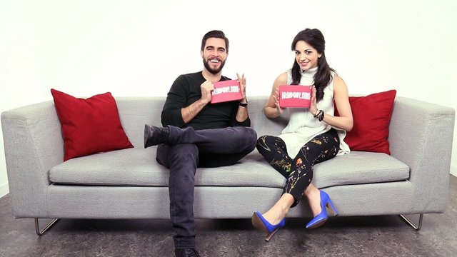 Ask a Star: Josh Segarra and Ana Villafane of ON YOUR FEET! - On Your Feet!