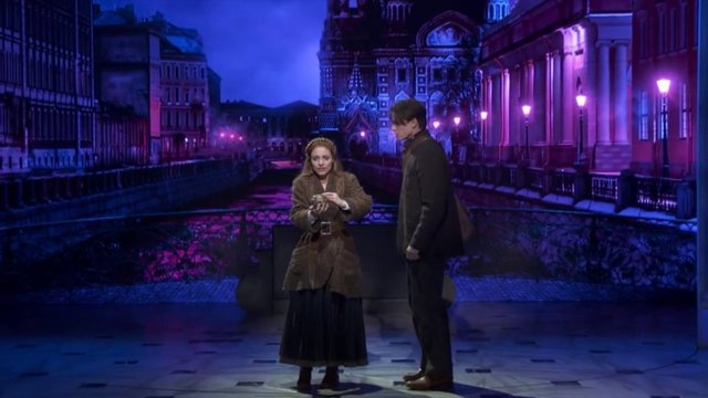 """Anastasia"" celebrates a successful year on Broadway, announces a 30-city National Tour - Anastasia (Broadway)"