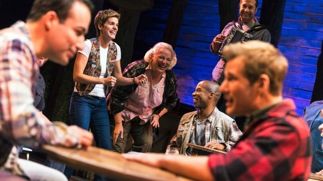 Watch the Cast of Come From Away Talk About Inclusivity, Mentorship, and Kindness - Come From Away (NYC)