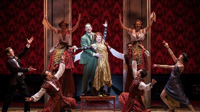 First Look at Vicki Lewis in Anastasia on Broadway - Anastasia (Broadway)